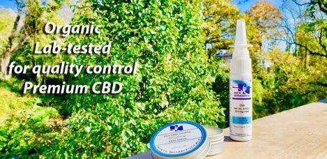 Noetic CBD Salve and Nasal Spray