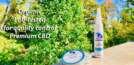 Noetic CBD Salve and Nasal Spray