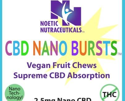 CBD Nano Burst 2.5 mg