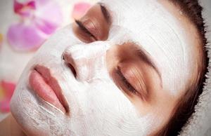 Mga maskara sa acne