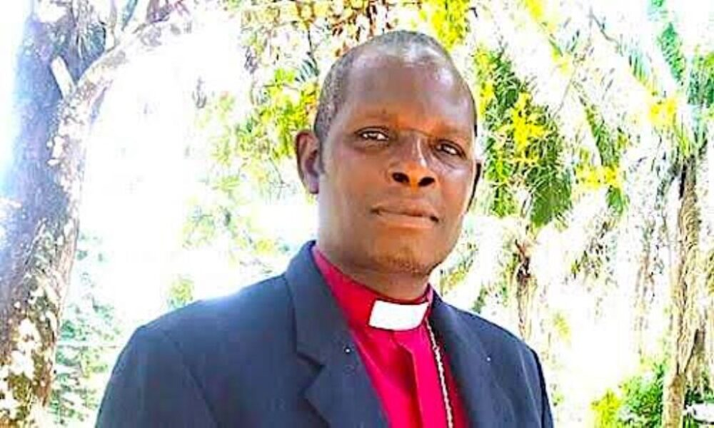 Bishop urges Christians to go and register as political party members