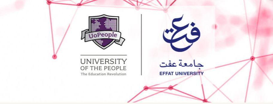 Effat University, UoPeople Partner to Promote Women's Education with sholarships