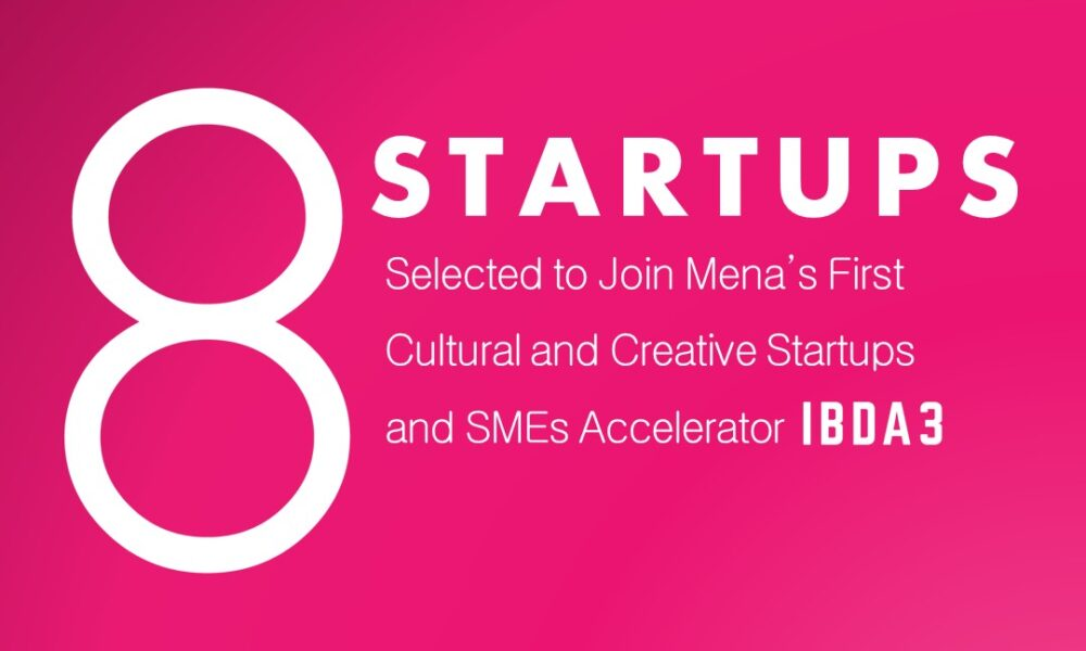 8 First Startup Company joins IBDA3