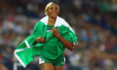 Guinness Book of World Records, records Okagbare as highest Athletics Diamond attendee