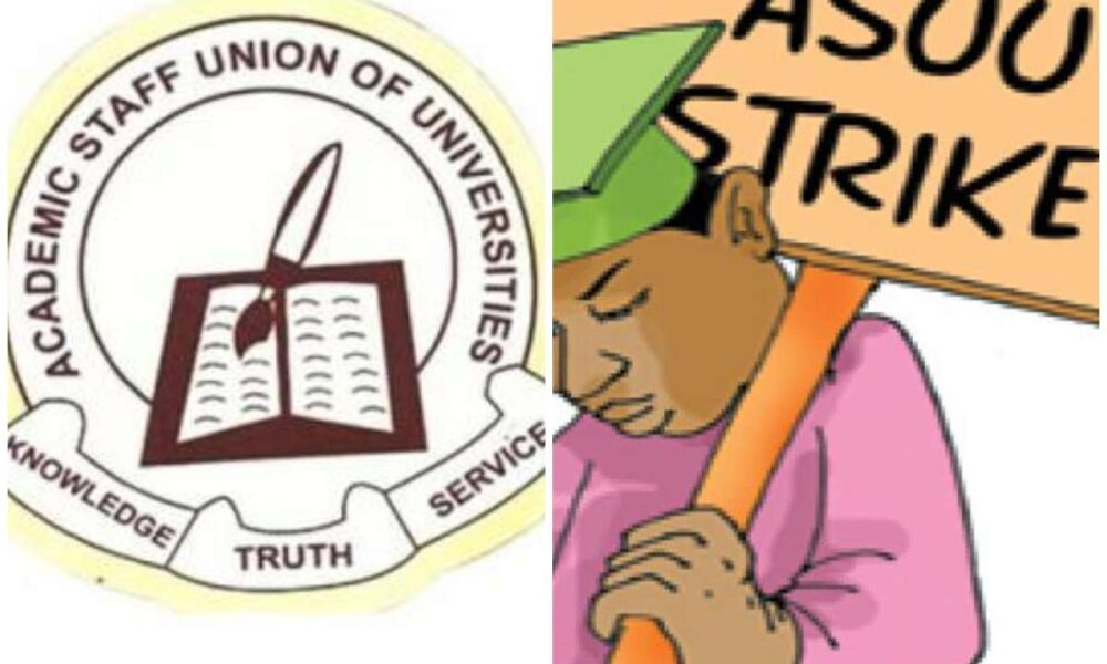 Why Taraba ASUU Declares Indefinite Strike