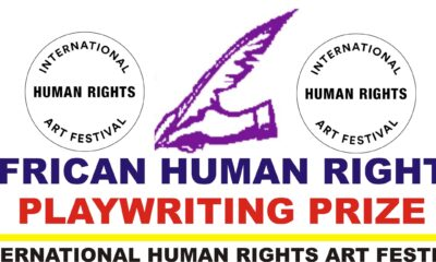 CALL FOR ENTRIES:AFRICANHUMANRIGHTSPLAYWRITINGPRIZE
