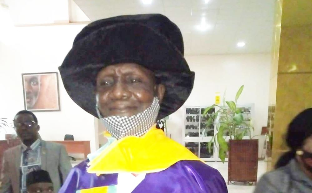 Okowa's EAC, Oghenesivbe Bags Another Doctorate Degree