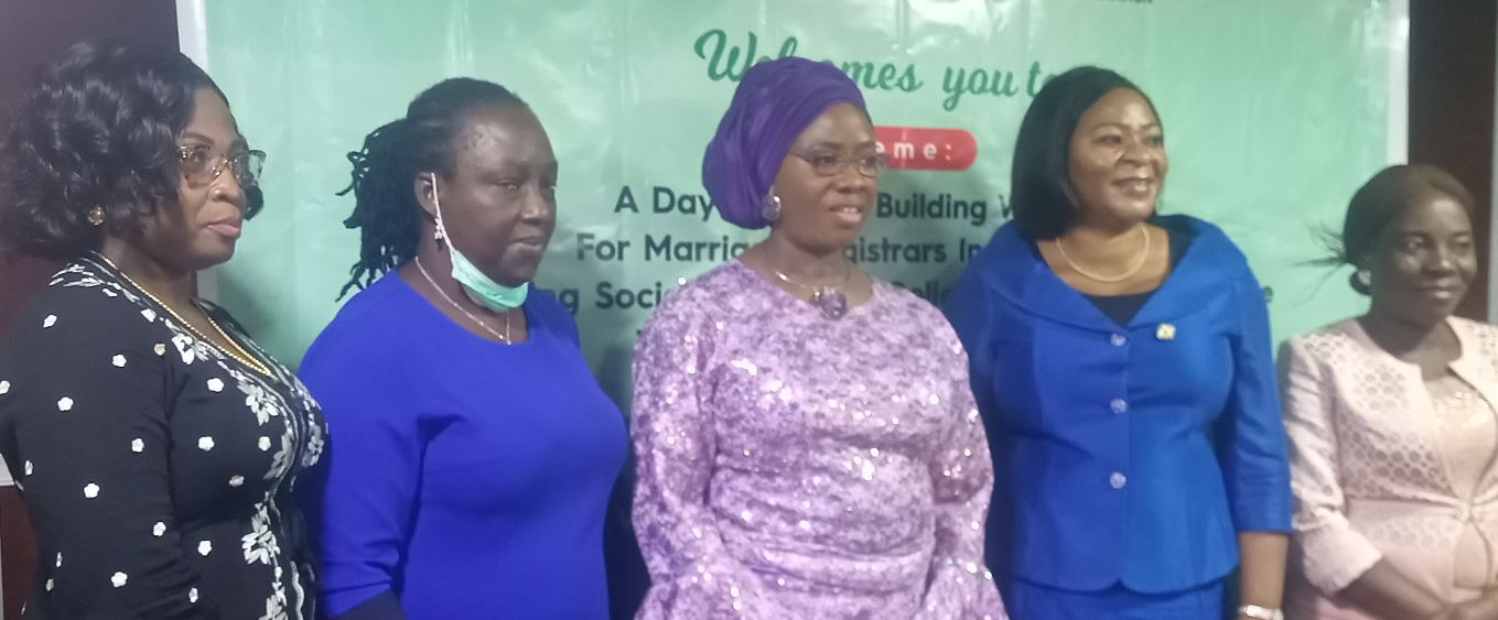 WAPA tasks marriage registrars on effective counselling
