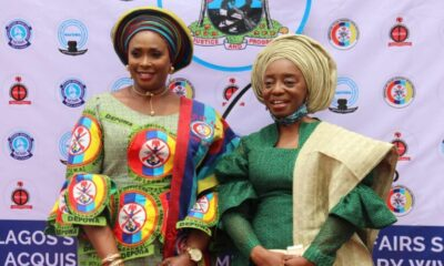 LASG trains 225 military wives in skills acquisition