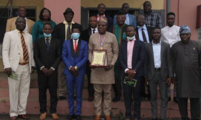 African Students Union Parliament Collaborates with Oyo Govt to Curb Drug Abuse