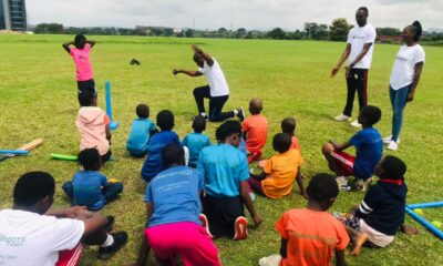 uLesson Partners Free Cricket Camp for Kids