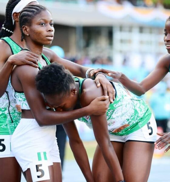 Building for the future – Can Nigeria do more to support young athletes?