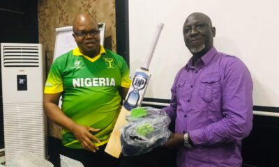 Akpata Sets Regional Recruitment Targets for Cricket Development Officers