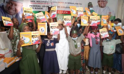 Why Education is the only Weapon to Tackle Insecurity, Restiveness – Sen. Adeola