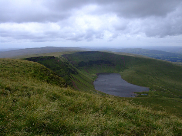 Llyn y Fan Fach (try saying that ten times quickly)