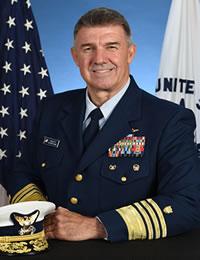 Admiral Karl L. Schultz, USCG