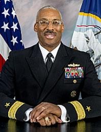 Rear Admiral Lower Half Jesse A. Wilson, Jr., USN