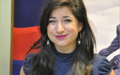 NNOA Supporter Sara Fuentes as new Vice President for Government Affairs