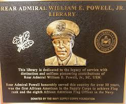 Rear Admiral William E. Powell, Jr. – 2019