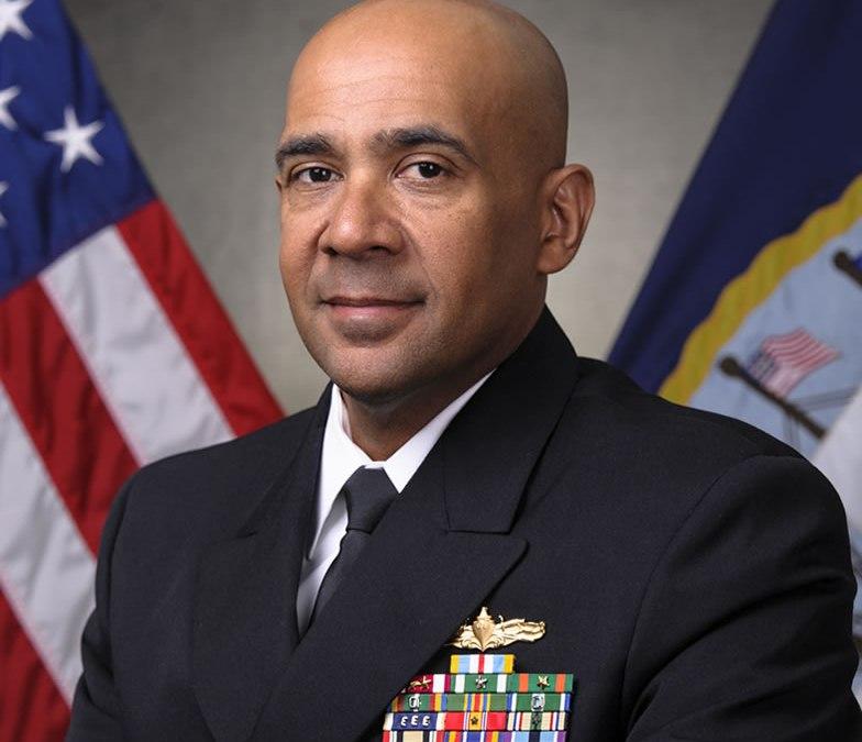 Congratulations Capt. Roy Love, U.S. Navy – 2019 DoD Award Winner