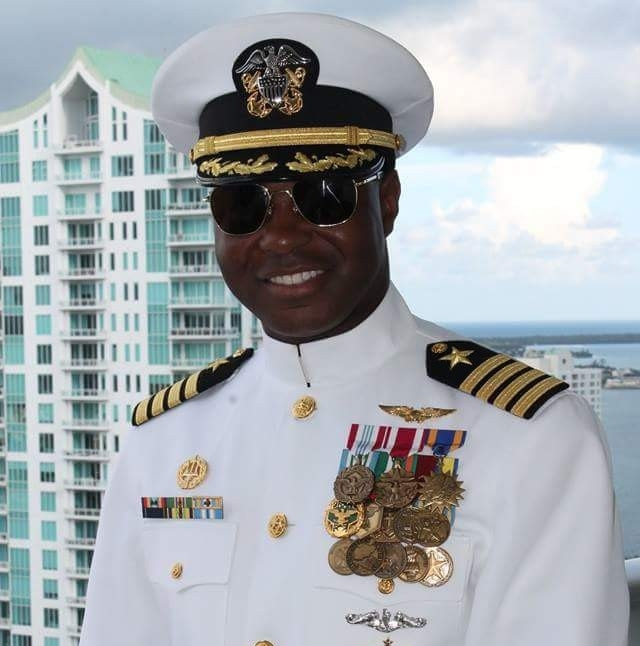 Change of Command Ceremony – Captain Nathan J. King, United States Navy