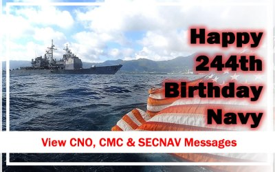 Navy Birthday