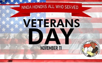 NNOA Honors Veterans on Veterans Day