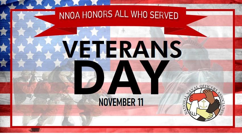 NNOA Honors Veterans on Veterans Day