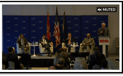 Secretary of the Navy Breakfast Panel Video