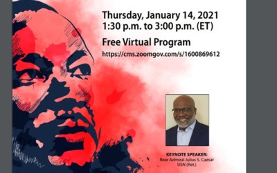 Dr. Martin Luther King, Jr. Day Commemorative Program