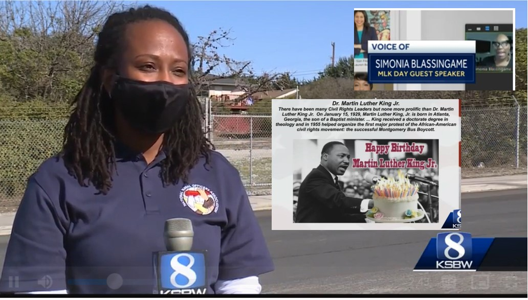 Legacy of Dr. Martin Luther King Jr. remembered during virtual celebration