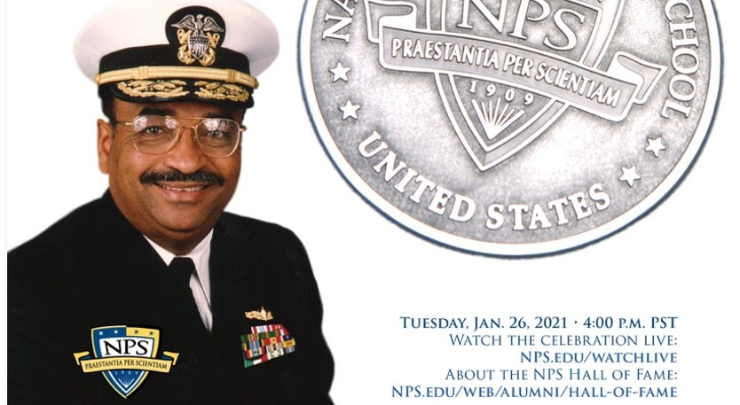 Virtual Hall of Fame Induction – Vice Admiral Edward Moore, Jr., USN (RET.)