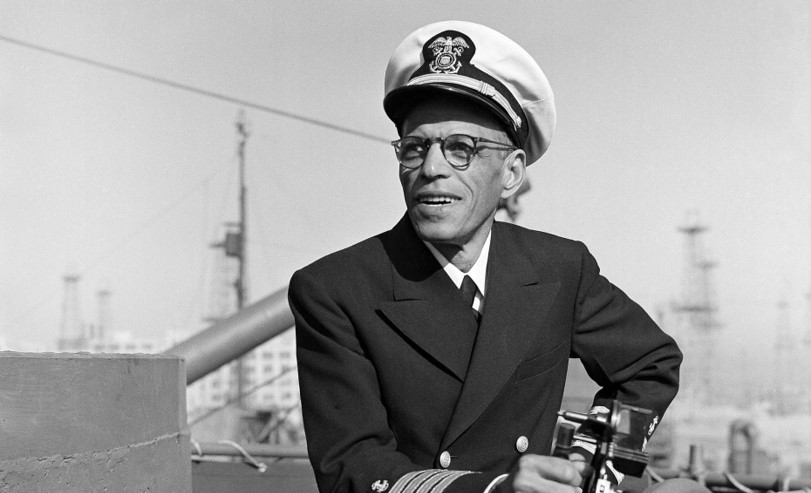 Captain Mulzac WW2 Hero and America's First Black Master Mariner
