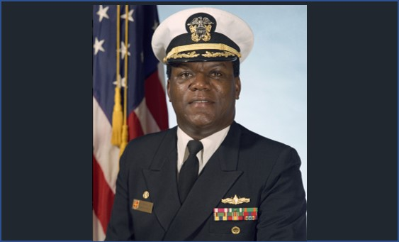 Farewell Captain Lee T. Womack, Sr., USN (Ret.)