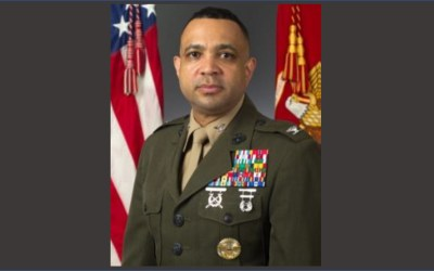 Year of the Captains & Colonels: Colonel David R. Everly, USMC