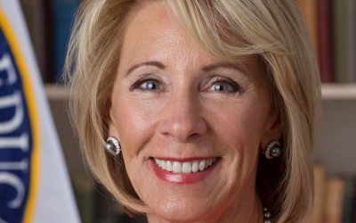 DeVos Eyeing School Choice as Option for Military Families – Education Week