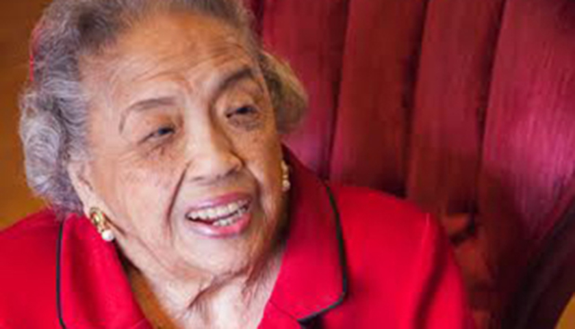 Thurgood Marshall's Widow Keeps His Legacy Alive