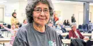 Sarah Jerome, a Gwich'in elder, spent a lifetime working through and reconciling her experience at residential school. Now she advises youth on how to become proud to be Gwich'in. - Stewart Burnett/NNSL photo