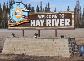 The Town of Hay River is hoping to begin a one-year project to develop and implement a tourism marketing strategy. The town has allocated money to the project and is seeking other funding from the federal government. Paul Bickford/NNSL photo