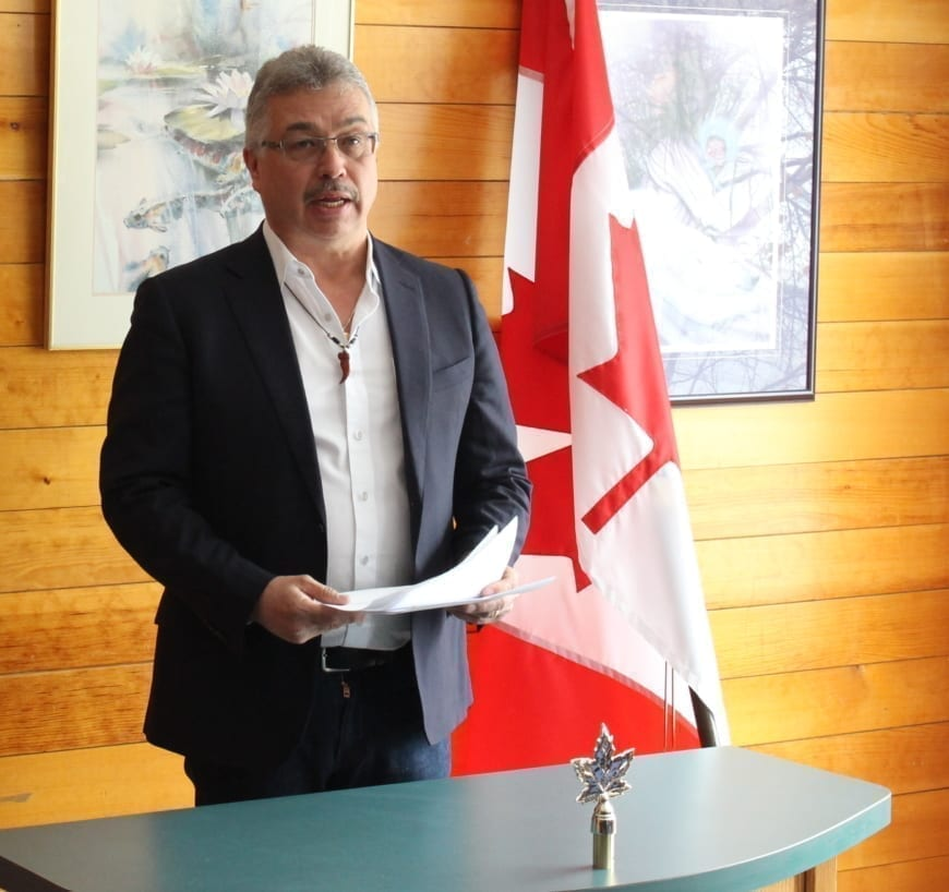 Feds announce $1.6 million for Northern women's groups