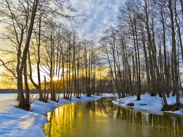 GISMETEO.RU: Погода в Сибири: ранняя весна ненадежна ...