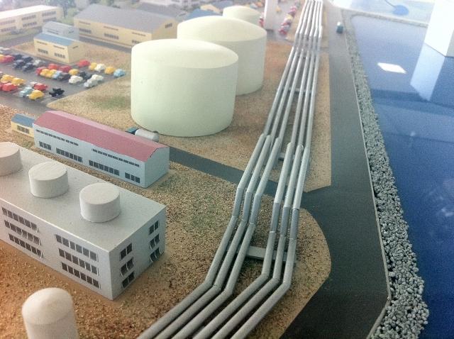 工業専用地域の特徴や建てられる建築物の種類。用途地域の解説⑬の参考画像