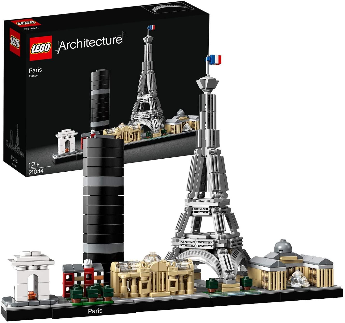 LEGO(レゴ)アーキテクチャーシリーズ「パリ」の参考画像