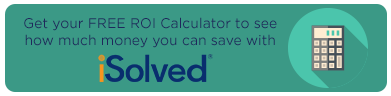 iSolved ROI Calculator