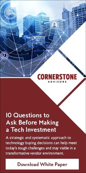 10 Questions to Ask Before Making a Tech Investment - Whitepaper