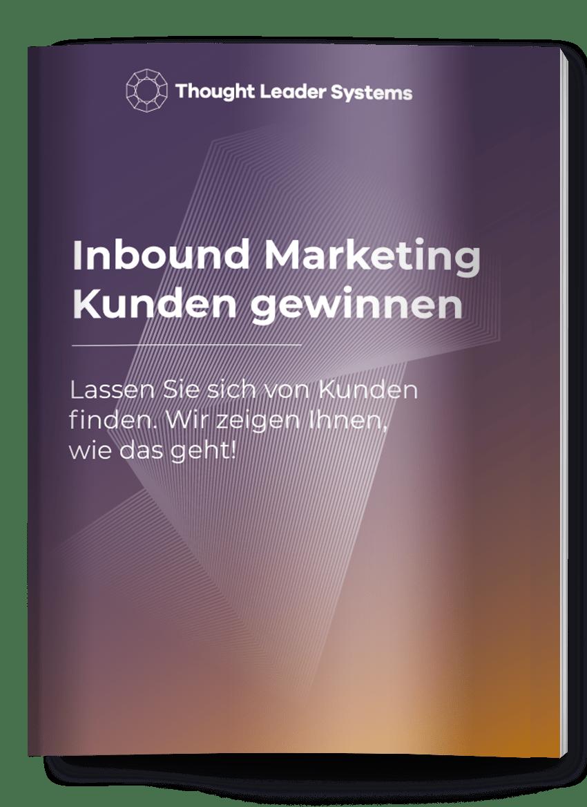 Inbound Marketing eBook Cover sun