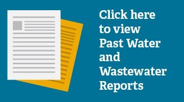 Past Water and Wastewater Reports