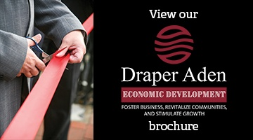 Draper Aden Economic Development