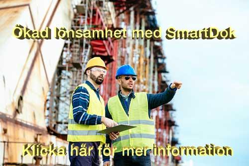 Ökad lönsamhet med SmartDok