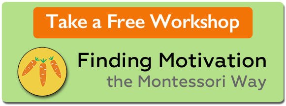 Finding Motivation The Montessori Way